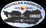 Digitales Kärnten Gütesiegel