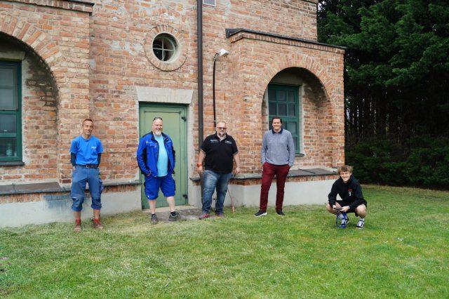 Wasserwerk Hainburg Eigenüberwachung Wasserversorgungsanlagen